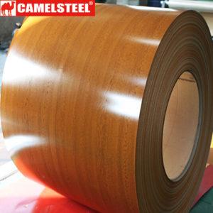 colour coated galvalume sheet, Wooden PPGI