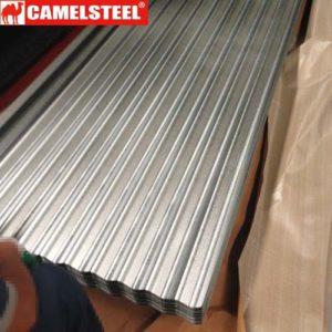 galvanized steel metal roofing manufacturers