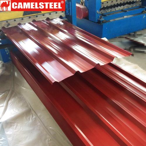 ppgi steel roofing