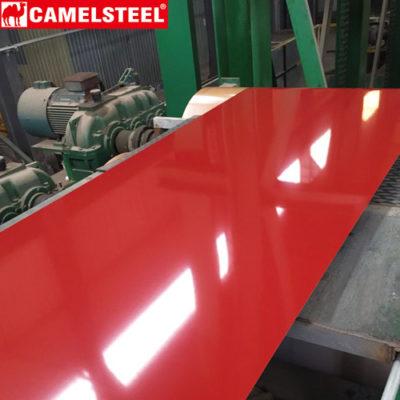 prepainted coils, pre painted steel sheet