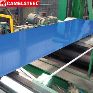 colour galvanized plate, color coated gi sheet